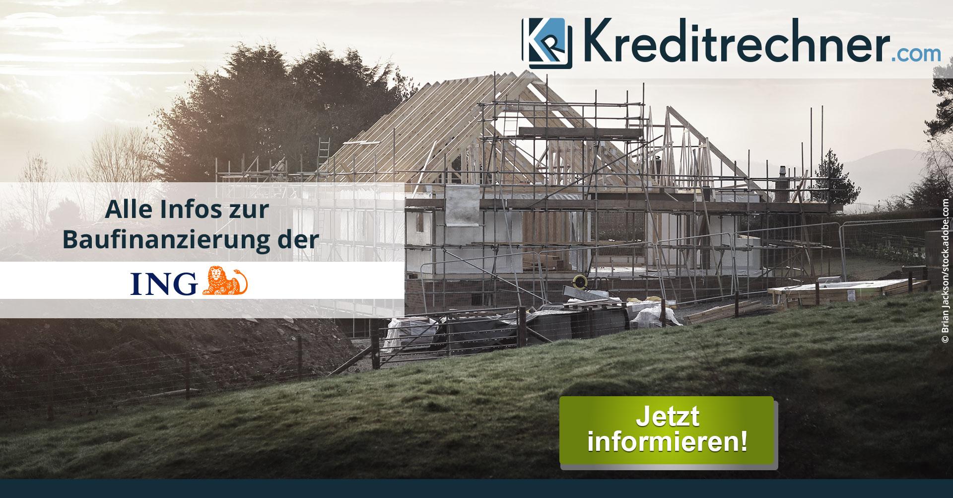 Beliebt ING Baufinanzierung - Konditionen im Test ST36