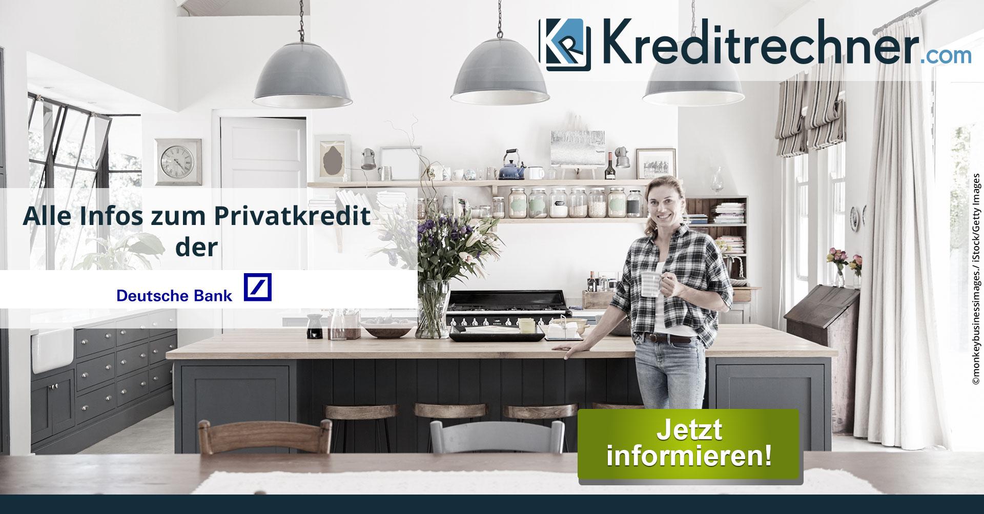 Deutsche Bank Privatkredit Online Im Test