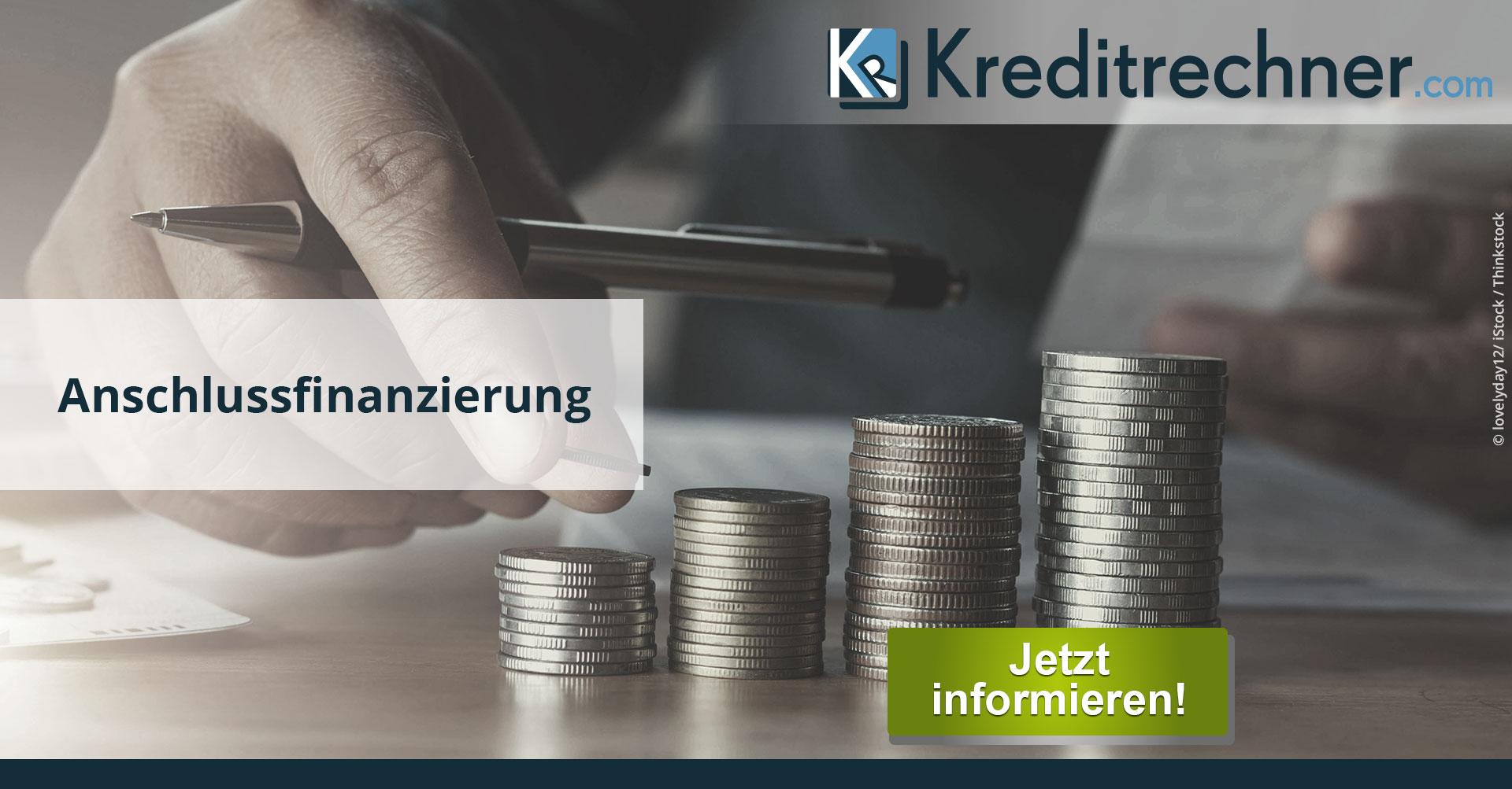 Anschlussfinanzierung Zinsen Vergleich Und Funktionsweise