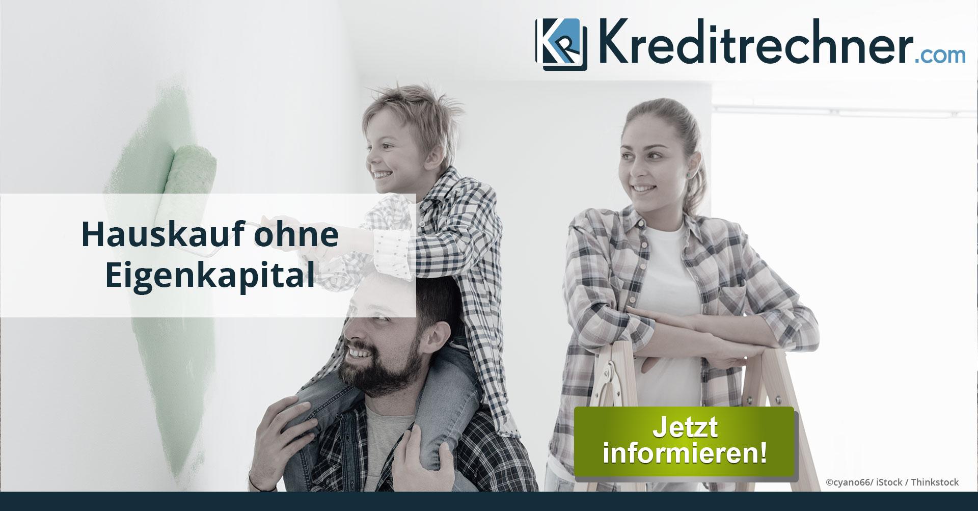 Hauskauf Ohne Eigenkapital Machbar Aber Teuer