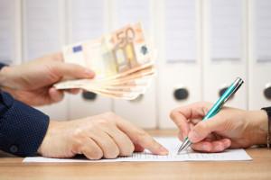 Beitragsgrafik - Rückzahlungsphase eines Kredits